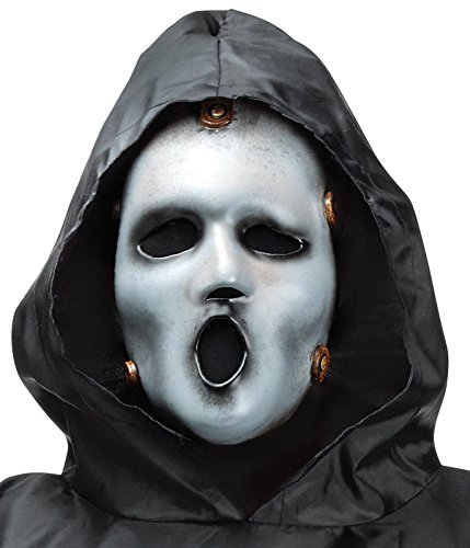 Fun World Men's MTV Scream Costume, Black, Standard -