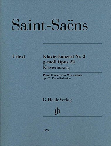 Saint-Saëns: Piano Concerto No. 2 in G Minor, Op. 22
