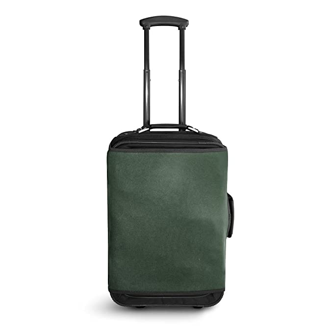 0839dbcca049 Amazon.com | Coverlugg Solid Green for Carry-on Bag (Small) | Luggage