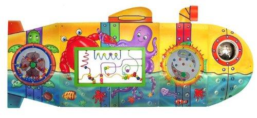 Submarine Wall Panel by Anatex