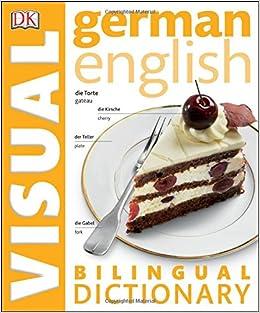 German english bilingual visual dictionary dk visual for Dictionary englisch deutsch