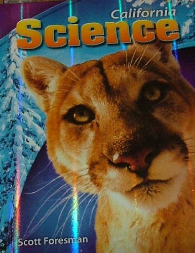 California SCIENCE Scott Foresman 9780328188413 Amazon