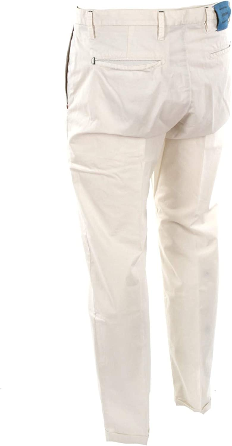 AT.P.CO Pantalone Uomo 30 Bianco A181sasa45 Tc506//tb Primavera Estate 2019