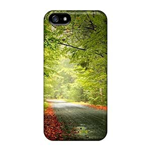 New Arrival Case Cover With VSt2392TIVd Design For Iphone 5/5s- Country Road Hd