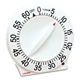 Springfield Precision Cook-Rite Electronic Timer (White)