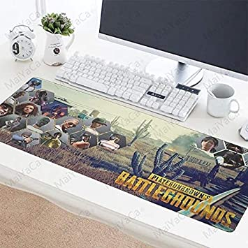 Extende Big Size PUBG Game Mouse Mat Keyboards Mousepads Desk Pad PC Accessories