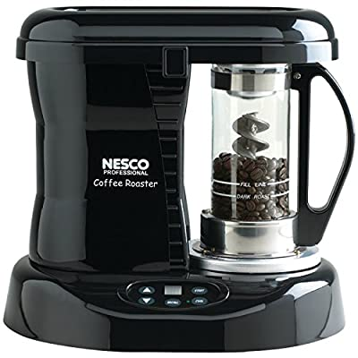 Nesco CR-1010-PRR Coffee Bean Roaster, 800-watt from Nesco