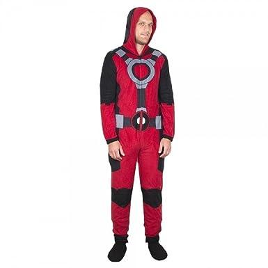 Marvel Deadpool Union Suit - S