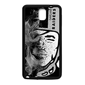 Best Oakland Raiders Phone Case for Samsung Galaxy Note3 by lolosakes