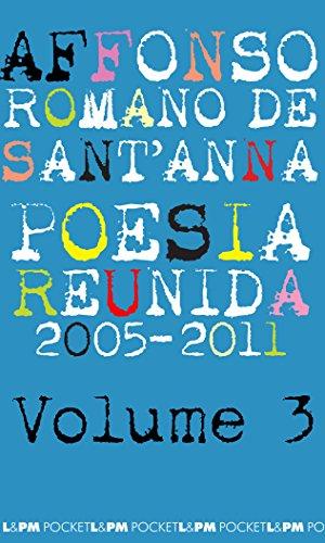 Poesia reunida - vol. 3: 1169