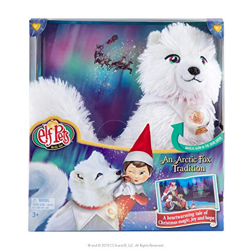 Elf Pets: an Arctic Fox Tradition (On Clearance Shelf The Elf)