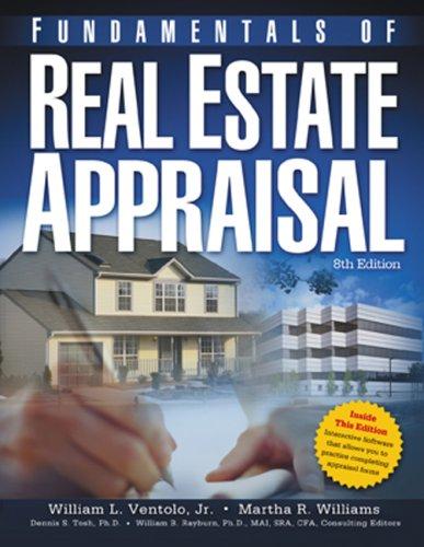 Fundamentals of Real Estate Appraisal (Real Basic Appraisal Estate)