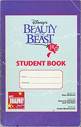 Disney S Beauty And The Beast Jr Alan Menken Howard Ashman Tim Rice And Linda Woolverton Amazon Com Books