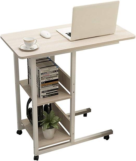 KK-TABLE Mesa para Ordenador portátil, Altura Ajustable, con ...