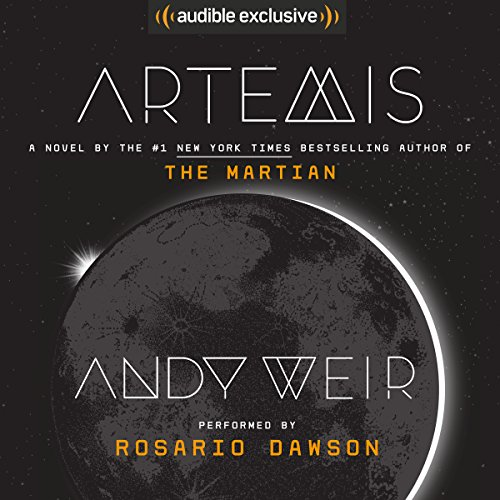Artemis Audiobook [Free Download by Trial] thumbnail