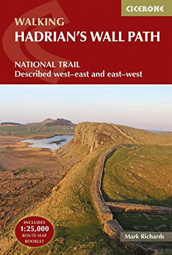Hadrian's Wall Path (Cicerone Walking Guide) (Path Wall)