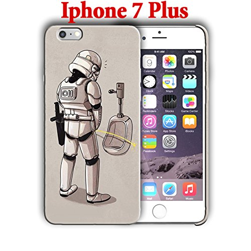 Star Wars design for Iphone 7 Plus 5.5in Hard Case Cover (wars1)