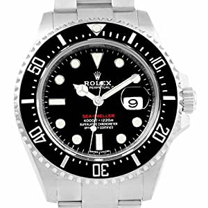 Rolex Sea-Dweller automatic-self-wind mens Watch 126600 (Certified Pre-owned)