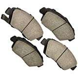 StopTech 309.06210 Street Performance Front Brake Pad