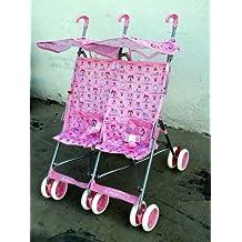 AmorosO Twin Baby Stroller