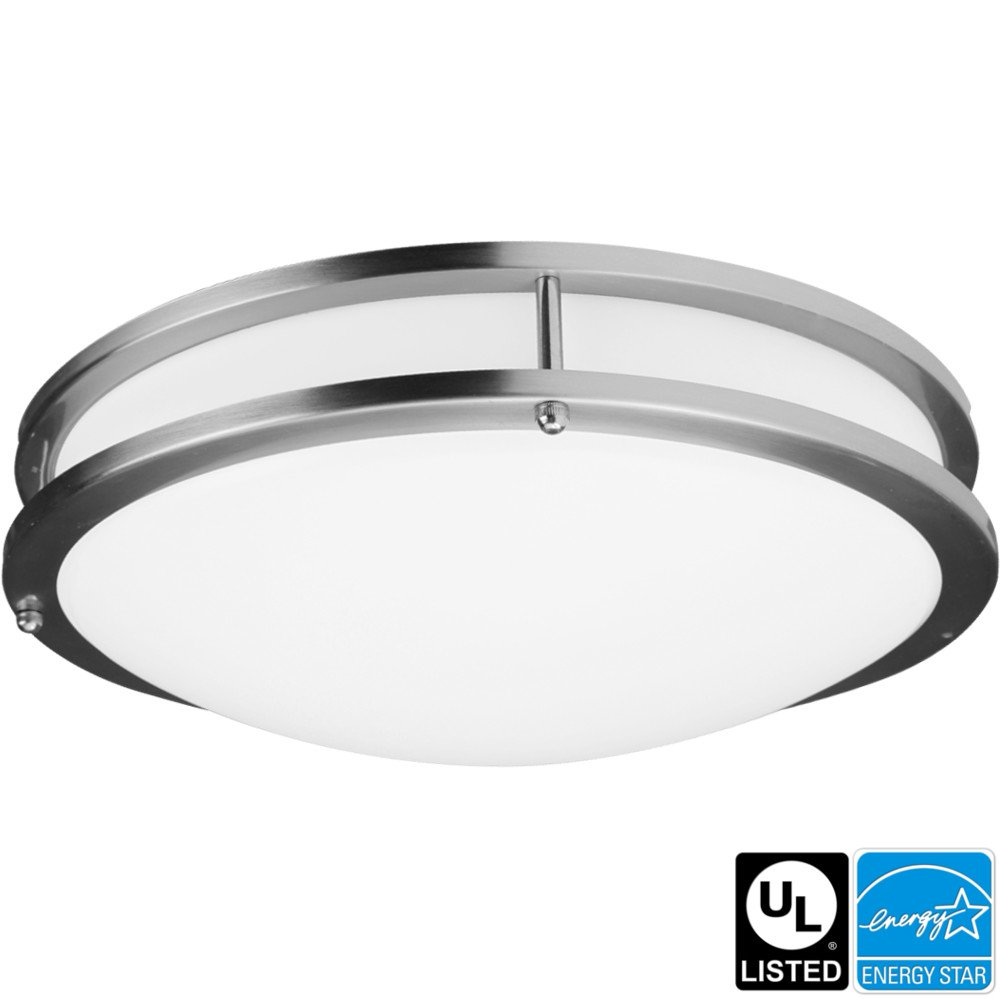 led light cool amax us flush ceiling square mount oksunglassesn kitchen slim lighting