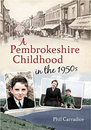 book cover of Pembrokeshire Childhood in the 1950s