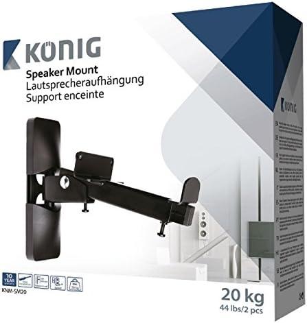 König 20Kg Speaker Mount (Pack of 2)