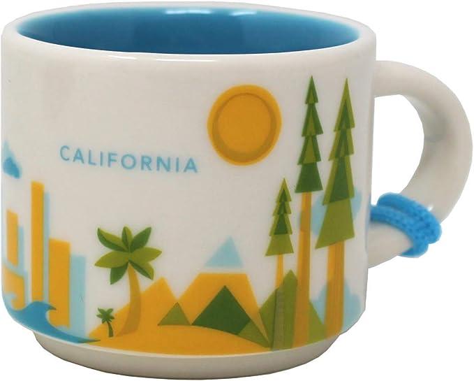Bearista Cameo Starbucks Taiwan 22nd anniversary 3oz demi mug