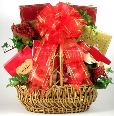 Gift Basket Drop Shipping HaVaDa2 Love is Sweet44; Valentines Day Gift Basket