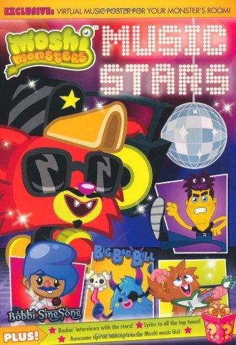 Moshi Monsters: Music Stars by Sunbird (2013-01-03) pdf epub