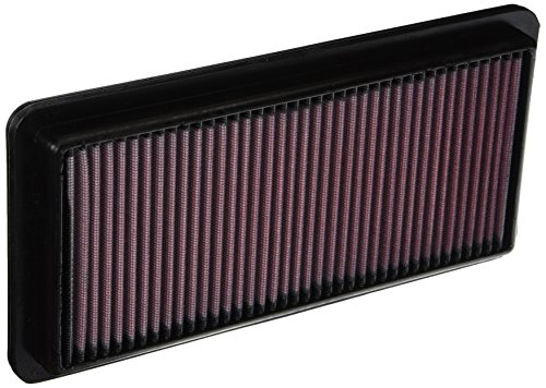 K&N 33-2463 High Performance Replacement Air Filter