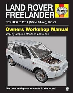 land rover freelander petrol and diesel service and repair manual rh amazon co uk Haynes Repair Manual Online View Online Repair Manuals