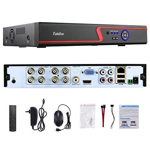 Faittoo Security Surveillance Standalone Detection