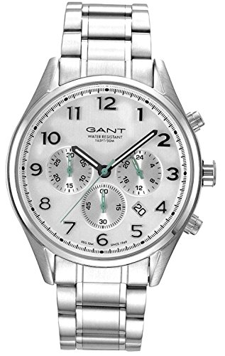 Gant Mens Watch Blue Hill Chronograph GT009002