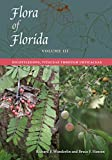 img - for Flora of Florida, Volume III: Dicotyledons, Vitaceae through Urticaceae book / textbook / text book