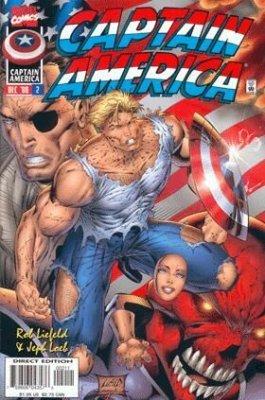 (Captain America #2