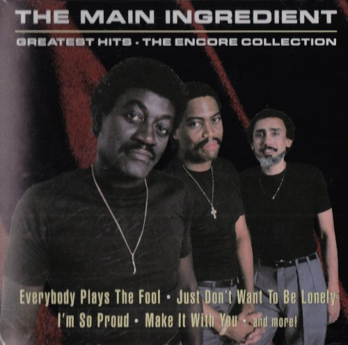 Main Ingredient Greatest Encore Collection product image