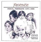 Perske Pencil Portraits, 1971-1990, Robert Perske, 0687050804