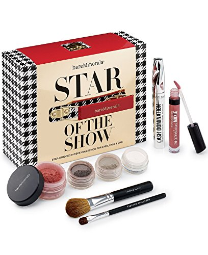 bareMinerals Star of the Show 8pc Collection for Eyes, Face Lips