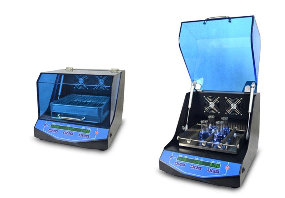 Incubador controlado por temperatura de laboratorio NEWTRY ...