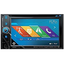 Clarion VX405 2-Din DVD Multimedia Station with 6-Inch Touch Panel Control by Clarion