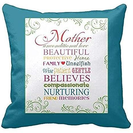 Porcentaje manta almohada cojín hermana madre amor ...