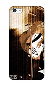 meilinF000Nice iphone 5/5s Case Bumper Tpu Skin Cove Rwith Anime Bleach Design For Thanksgiving Day GiftmeilinF000