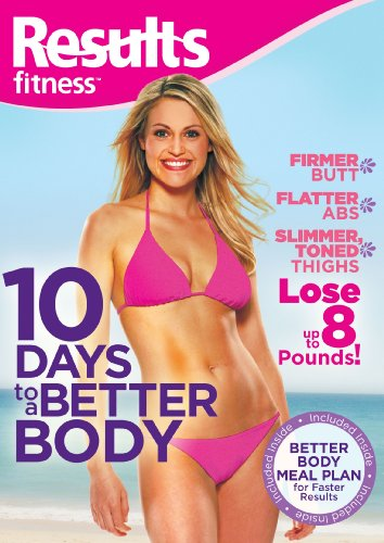 Results Fitness: 10 Days to a Better Body (To Get The Blender)
