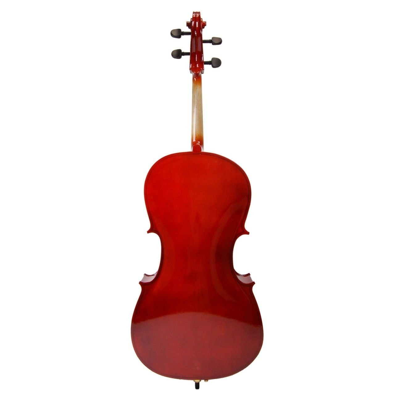 GRACE 4/4 Size Student Cello with Bag and Bow + Free Rosin by Grace
