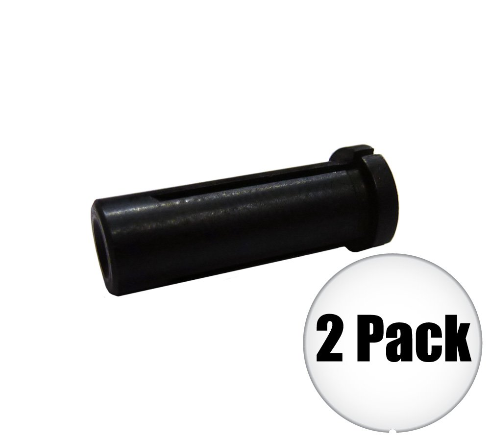 Astro Pneumatic 200283 Collet Reducer fits all 1/4'' Die Grinders 2-Pack