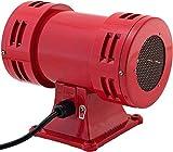 Vixen Horns Loud 113dB Industrial Electric Motor Driven Alarm/Siren (Air Raid) 120V VXS-1050AR