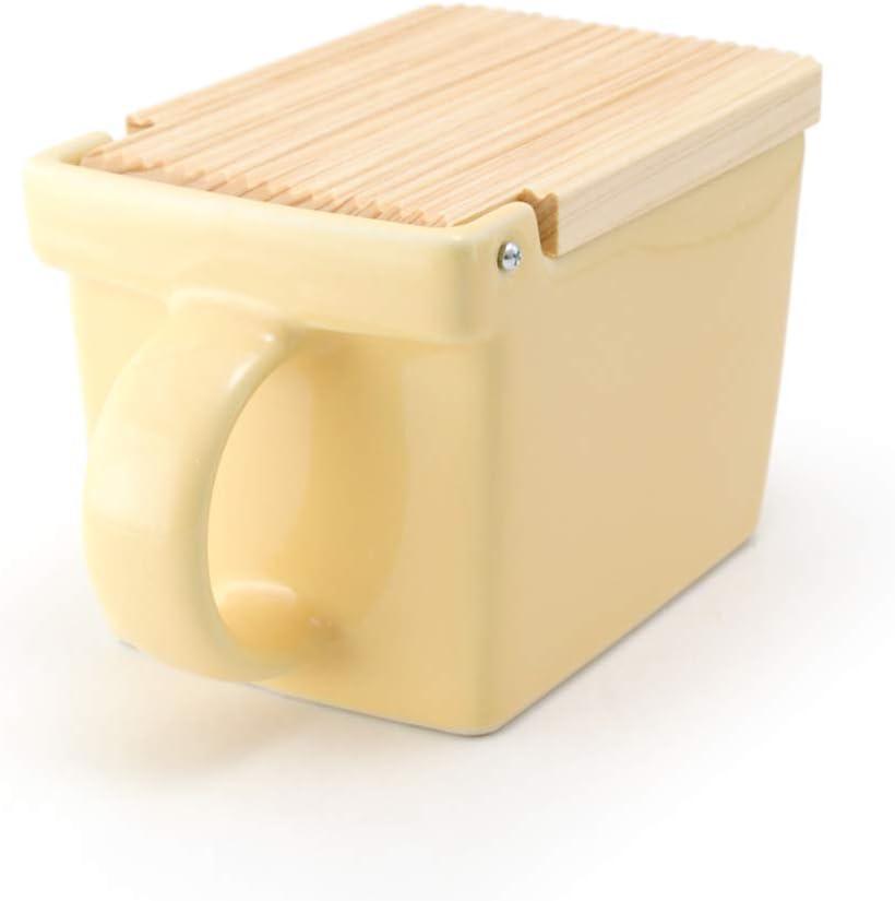 ZERO JAPAN Salt Box White From Japan Kitchen container BOX F//S NEW