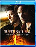 Supernatural: Season 10 [Blu-ray + Digital Copy]
