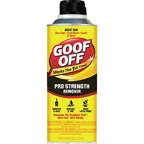 16 Oz Goof Off Miracle Remover Easy Pour Can